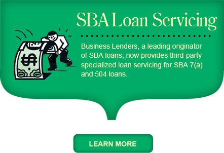 small business loan servicing
